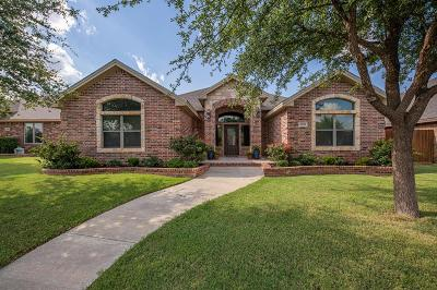 Midland Single Family Home For Sale: 5308 Hilltop Dr