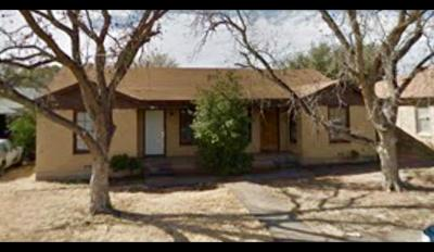Midland Multi Family Home For Sale: 1105 N Carrizo St