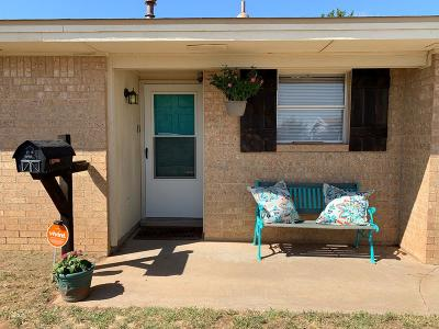 Midland Single Family Home For Sale: 104 Holly Ave