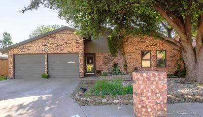 Midland Single Family Home For Sale: 2700 Whittle Way
