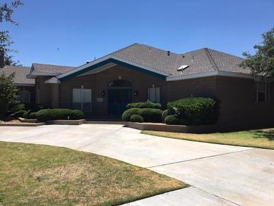 Midland Single Family Home For Sale: 5713 Heartland Ave
