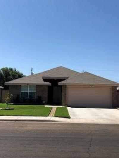 Odessa TX Single Family Home For Sale: $220,000