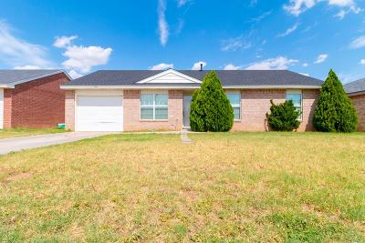 Midland TX Single Family Home For Sale: $209,900