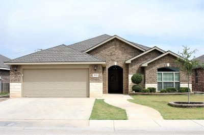 Midland Single Family Home For Sale: 5908 Mile High Lane