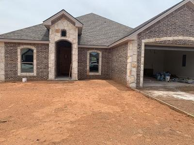 Midland Single Family Home For Sale: 1202 Stonefield Dr