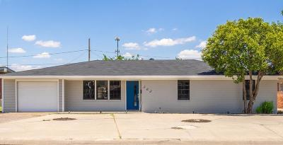 Midland TX Single Family Home For Sale: $259,900
