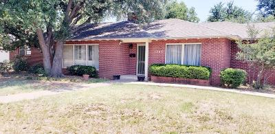 Midland Single Family Home For Sale: 1203 W Cuthbert Ave