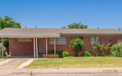 Midland Single Family Home For Sale: 2602 Kessler Ave