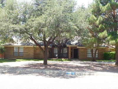 Midland Single Family Home For Sale: 5011 Los Alamitos Dr