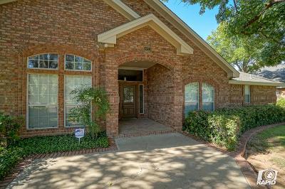 Midland Single Family Home For Sale: 1823 Dukes Dr