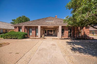 Midland Single Family Home For Sale: 4495 Hackberry Court
