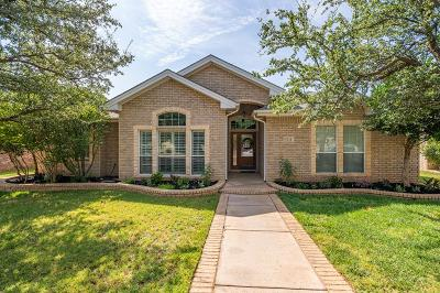 Midland Single Family Home For Sale: 5211 Greathouse Ave