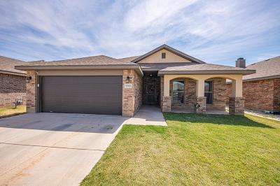 Odessa Single Family Home For Sale: 9312 Sedona Ave