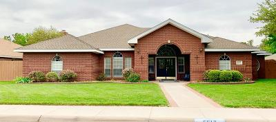 Midland Single Family Home For Sale: 5617 Grassland Blvd