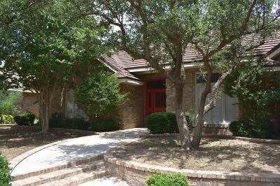 Midland Single Family Home For Sale: 3922 Baybrook Court
