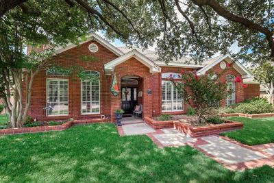 Midland Single Family Home For Sale: 2216 Bradford Court
