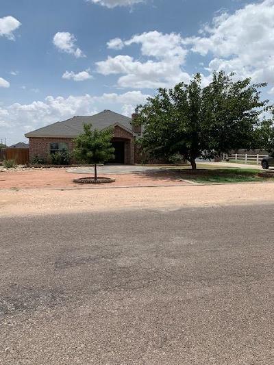 Midland Single Family Home For Sale: 1616 Washita