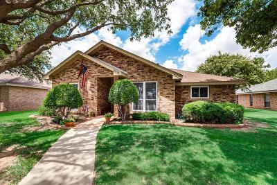 Midland Single Family Home For Sale: 2216 Southampton Lane