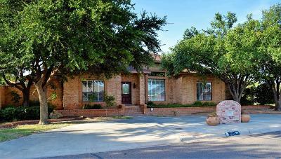Midland Single Family Home For Sale: 4305 Lehigh Dr