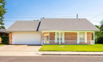 Odessa TX Single Family Home For Sale: $249,900
