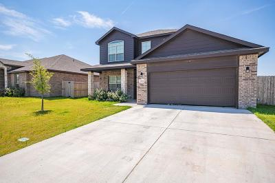 Odessa TX Single Family Home For Sale: $305,000