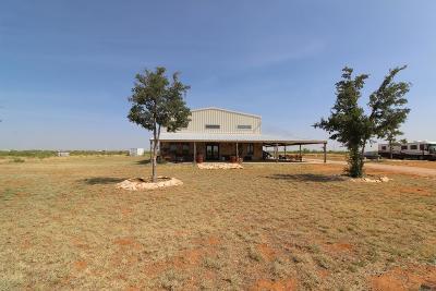 Midland Single Family Home For Sale: 4615 E County Rd 45