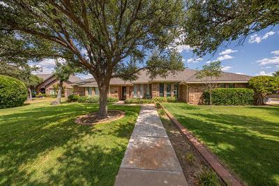 Midland Single Family Home For Sale: 4909 Island Dr