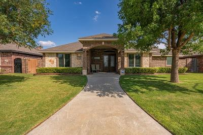 Midland Single Family Home For Sale: 2905 Parton Way