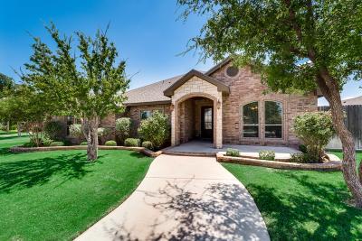 Midland Single Family Home For Sale: 6005 Barton Springs Ct