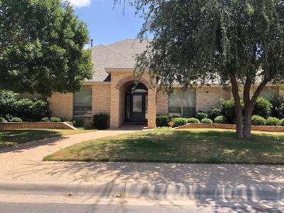 Midland Rental For Rent: 4601 Woodhollow Dr