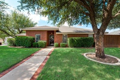 Midland Single Family Home For Sale: 2302 Keswick Rd