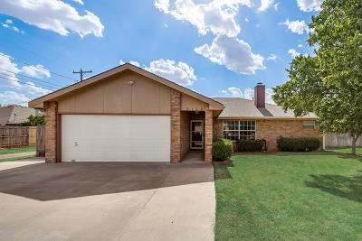 Midland Single Family Home For Sale: 5134 Reeves Circle
