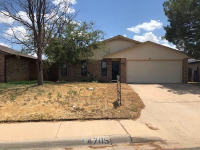 Midland Rental For Rent: 4705 Princeton Ave