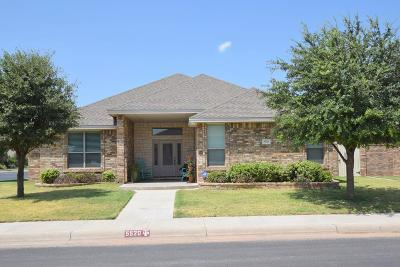 Midland Single Family Home For Sale: 5520 Camino Reale