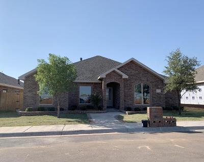 Midland Single Family Home For Sale: 6005 Lampasas Dr