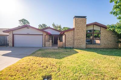 Midland Single Family Home For Sale: 5103 Brazos Ave