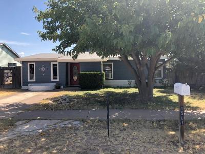 Midland Single Family Home For Sale: 1507 S Baird St