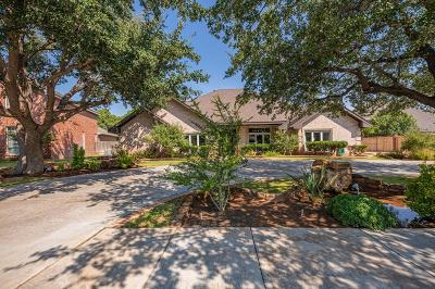 Midland Single Family Home For Sale: 4504 Bent Tree Trail