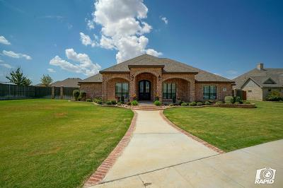 Midland Single Family Home For Sale: 2505 Homeland Dr