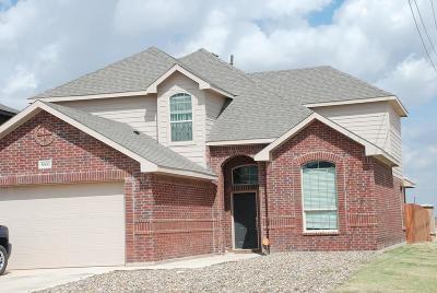 Midland Single Family Home For Sale: 5600 Baca