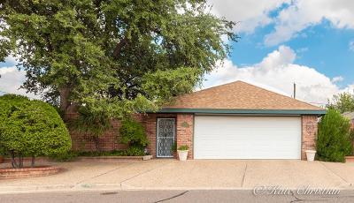 Midland Single Family Home For Sale: 2506 Quail Point