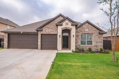 Midland Single Family Home For Sale: 2320 Vista Ridge Rd