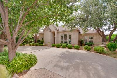 Midland Single Family Home For Sale: 4817 Rosewood Dr