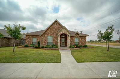 Midland Single Family Home For Sale: 2911 Caldera Blvd