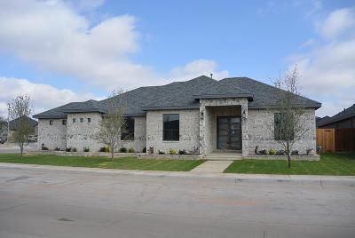 Midland Single Family Home For Sale: 1301 Desert Rose Dr