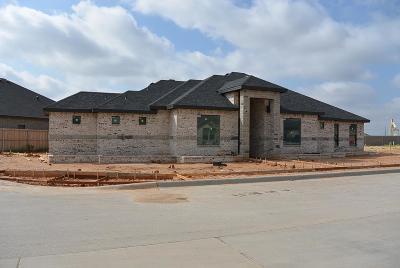 Midland Single Family Home For Sale: 1316 Desert Rose Dr
