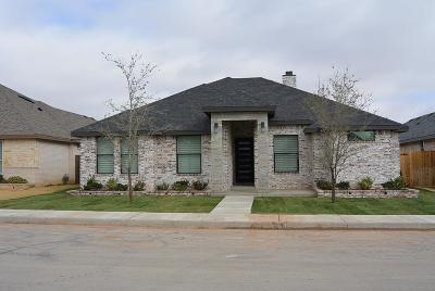 Midland Single Family Home For Sale: 5112 Trenwood Dr