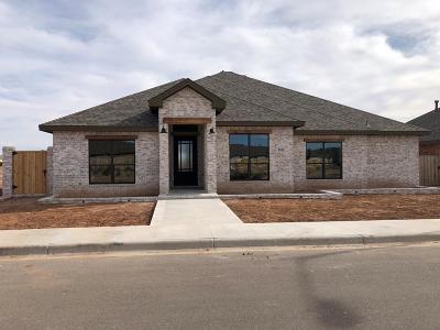 Midland Single Family Home For Sale: 5811 Santa Clarita
