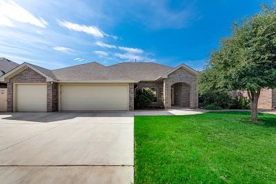 Midland Single Family Home For Sale: 5911 Oak Creek Dr
