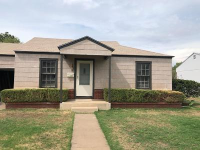 Odessa Rental For Rent: 1112 W 23rd St